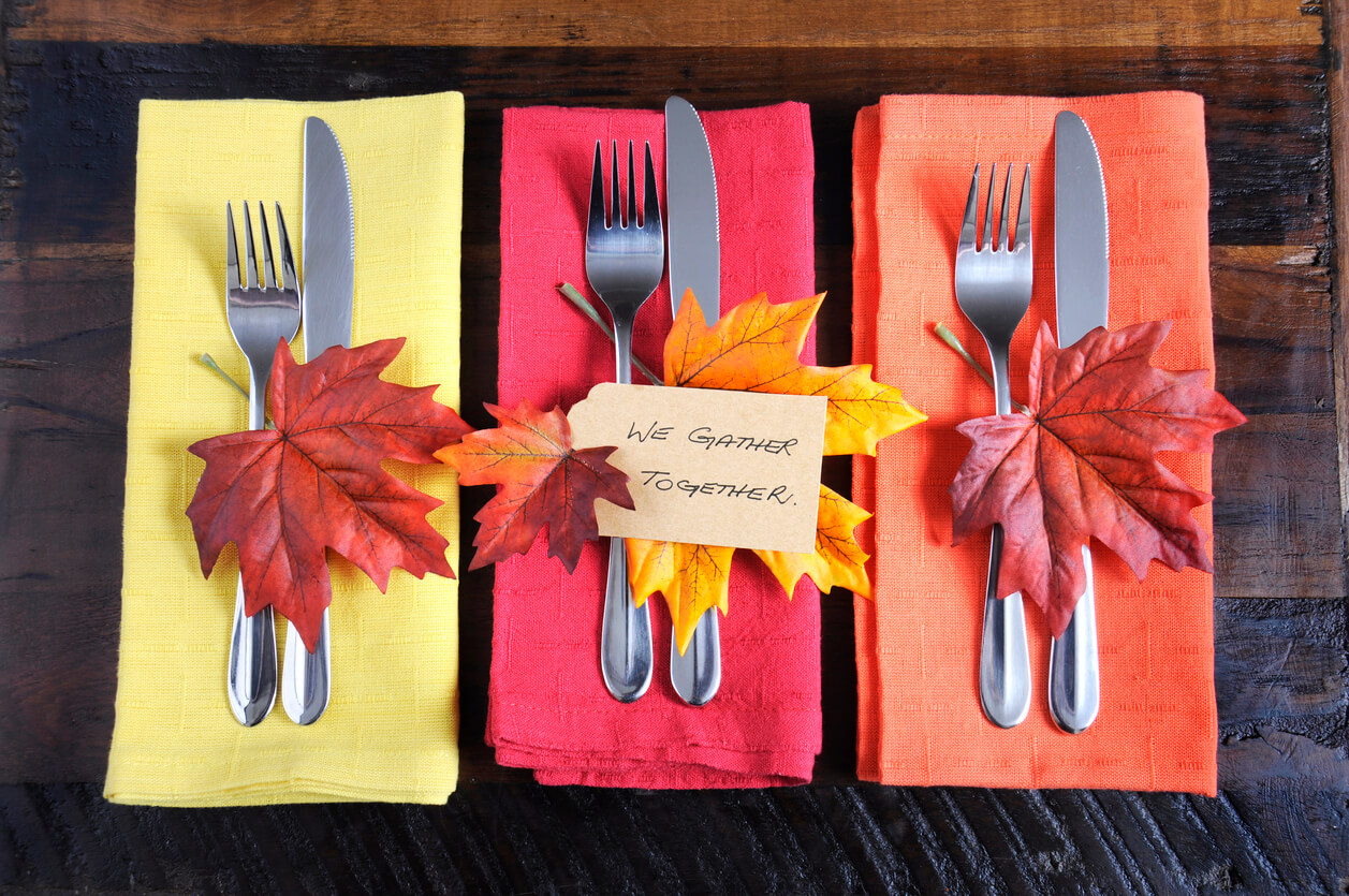 Thanksgiving Checklist: Plan a Low-Fuss Feast
