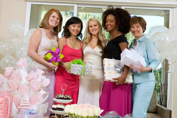 30 Bridal Shower Games