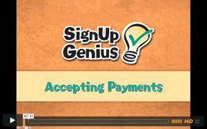 SignUpGenius Payments: Webinar Video