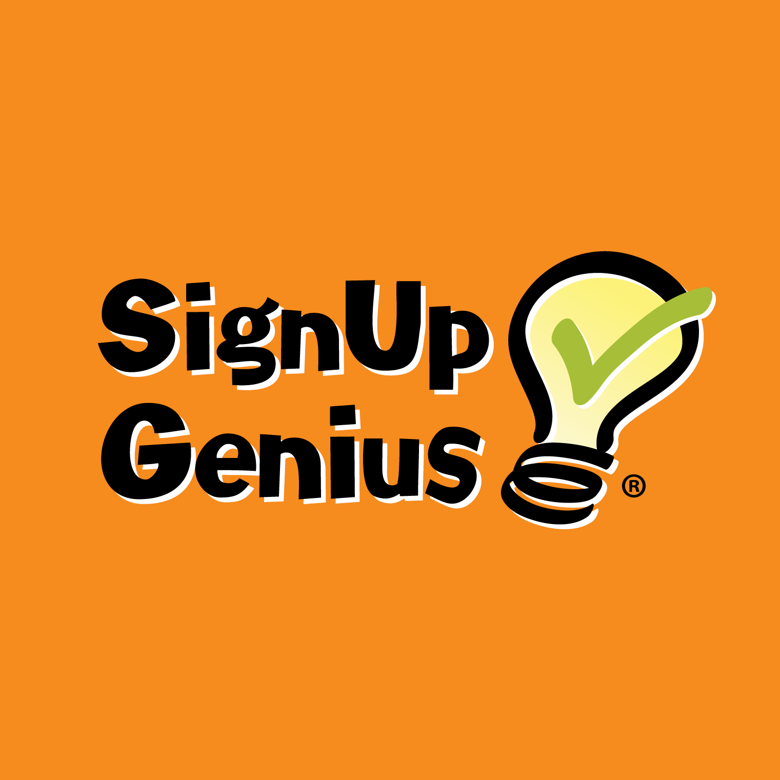 Image result for sign up genius images