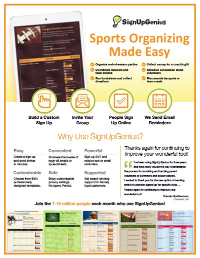 Sports Overview