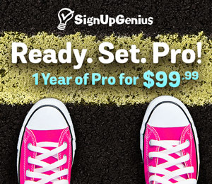 Ready. Set. Pro. 1 Year of Pro for $99.99