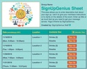 Yoga 2 sign up sheet