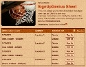 Basketball sign up sheet