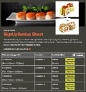 Sushi sign up sheet