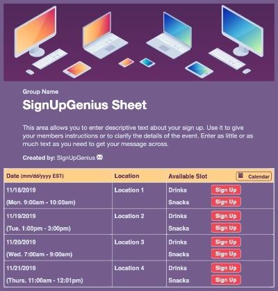 ecommerce technology digital marketing design coding devices sign up form