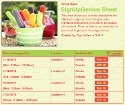 Popsicles sign up sheet